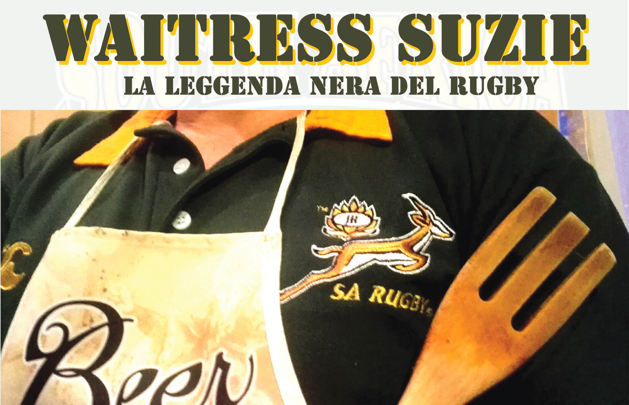 Waitress Suzie